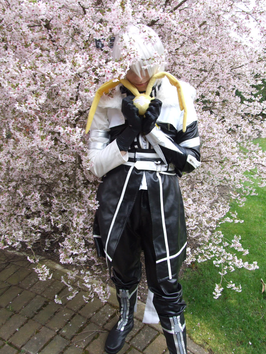 D-gray.man pink 3 by Master-Yuki