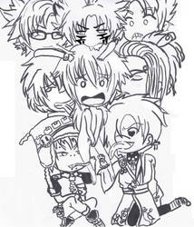 Dmmd Group Attack