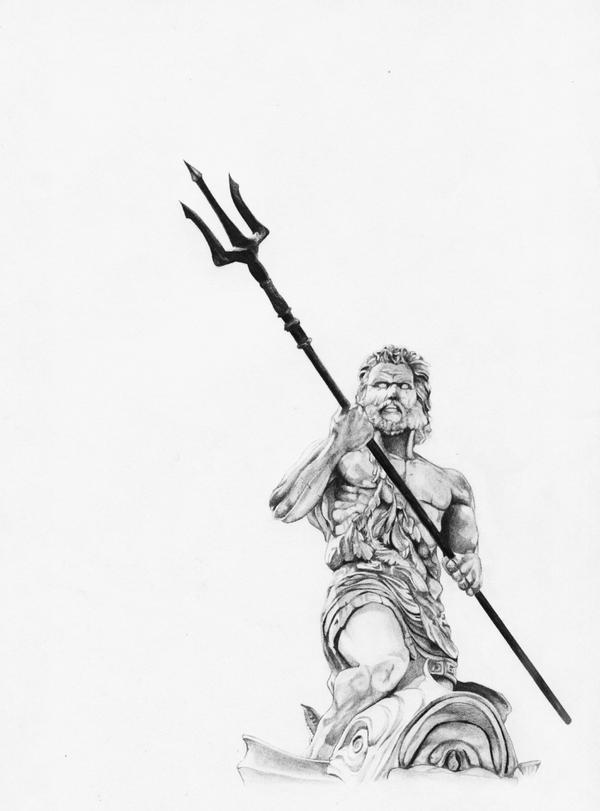 Poseidon by StenEV