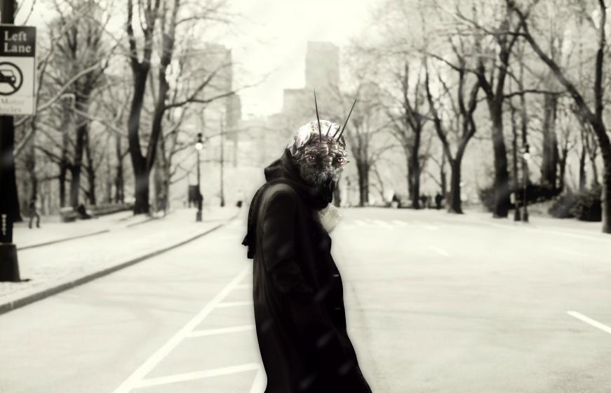 Englishman in New-York (Prawn version) by StenEV
