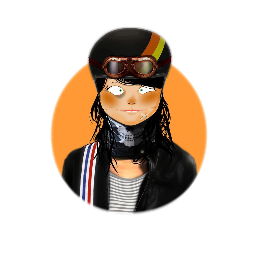 Badass Women - Wacky Races by StenEV