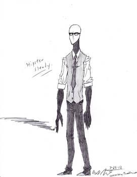 Hipster Slendy.