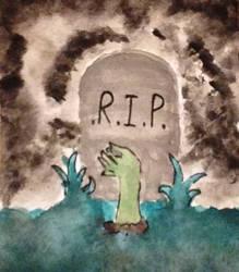 InkTober Day:13 Teeming  by JaySilent172