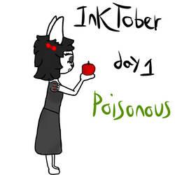 InkTober day 1 by JaySilent172