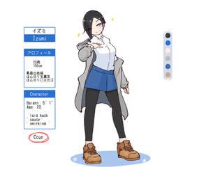 Izumi [OC remake]