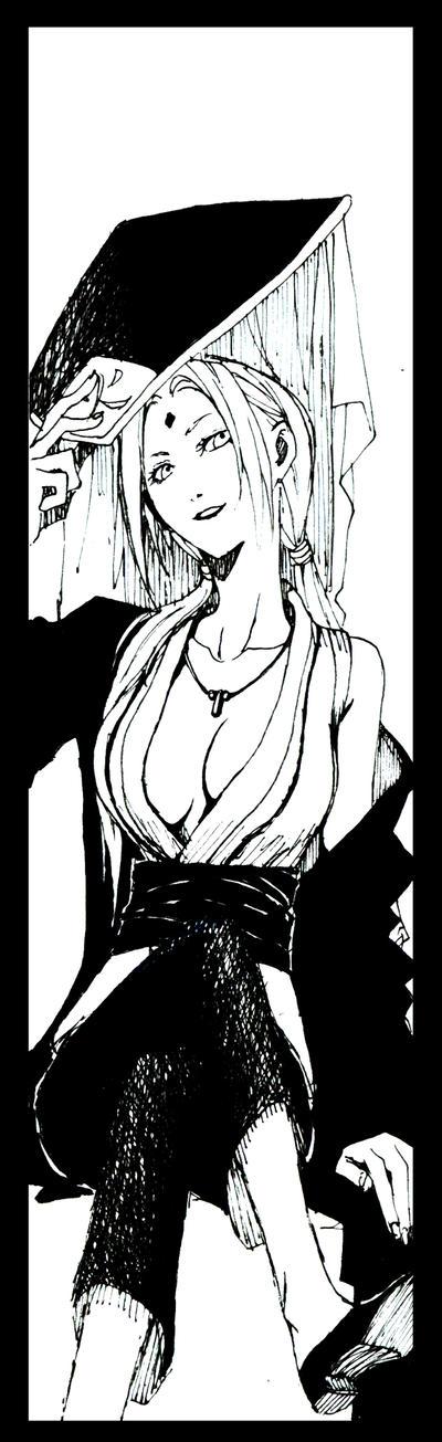Naruto: 5th Hokage / Senju Tsunade by mick347