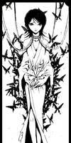 Bleach: Kuchiki Rukia by mick347