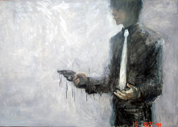 Here's a Gun by mick347