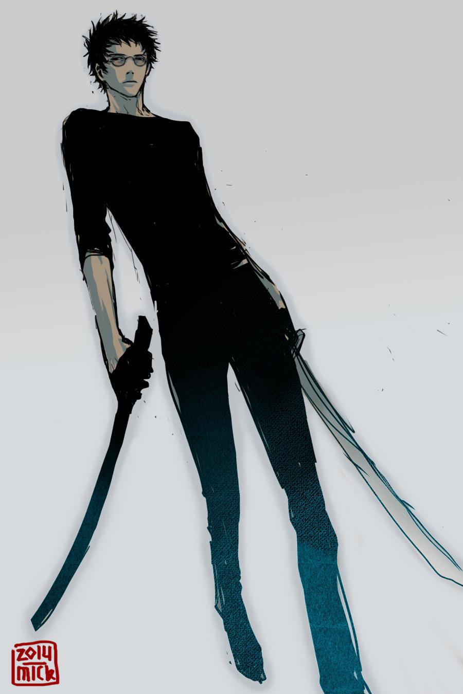 ZKC: Saotome Eiji (3) (OOC) by mick347