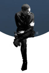 Wentworth Miller (Leonard Snart / Captain Cold) by mick347