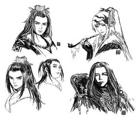 Thunderbolt Fantasy: The good, the bad, the other
