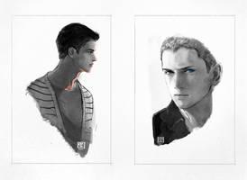 ColdFlash: Portraits
