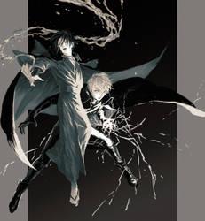 Nurarihyon no Mago: Ryuji + Mamiru