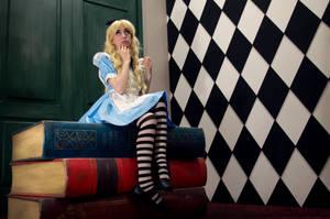 Feeling a Little Different - Alice in Wonderland