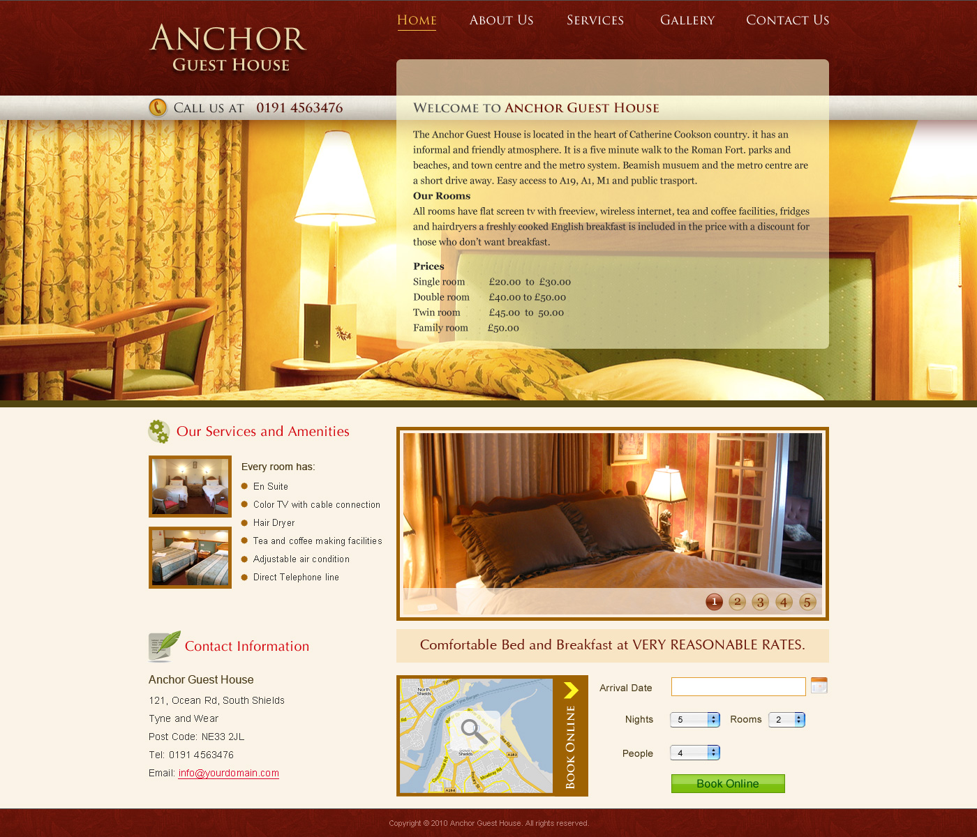 Website design templates by webdeviant on deviantart for Architect website design