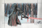 The Dark Side-Star Wars The Force Awakens