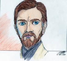 Obi Wan Kenobi by CristianGarro