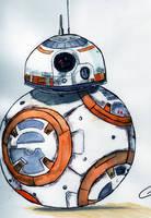 BB-8 by CristianGarro