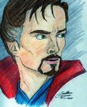 Doctor Strange by CristianGarro