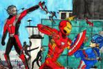 Civil War by CristianGarro