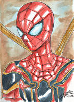 Iron Spider by CristianGarro