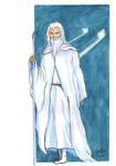 Gandalf the White by CristianGarro