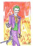 Joker by CristianGarro