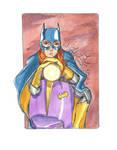 Batgirl by CristianGarro