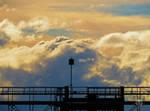 Bridge Before Clouds