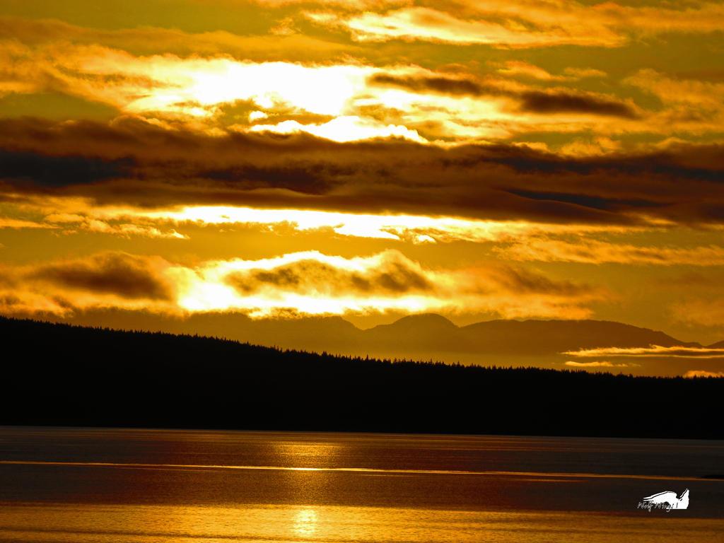 The Golden Silky Ocean by wolfwings1