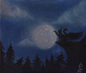 Reaching the moon