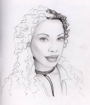 Gina Torres - WIP