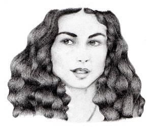 Morena Baccarin - Complete by Damki