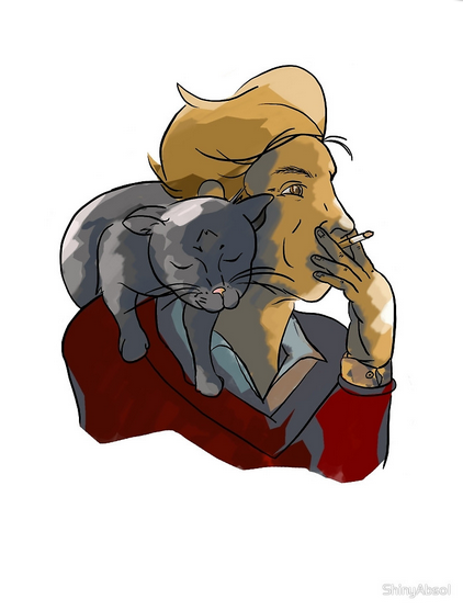 RedBubble - Menthols and Meow by ShinyAbsol-x