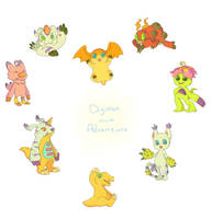 thank you DIGIMON! by Ghirga