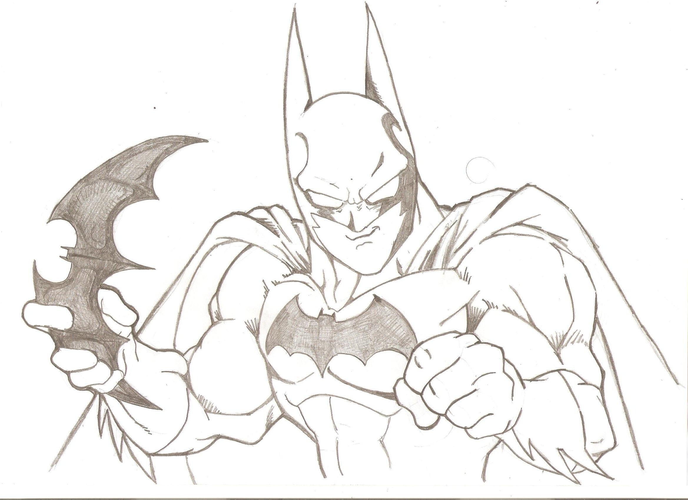 Dibujos Para Colorear De Batman Arkham Knight ~ Ideas Creativas ...