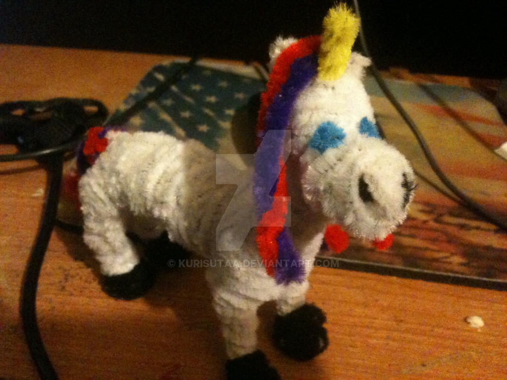 Serenity the unicorn by Wolf--Prime