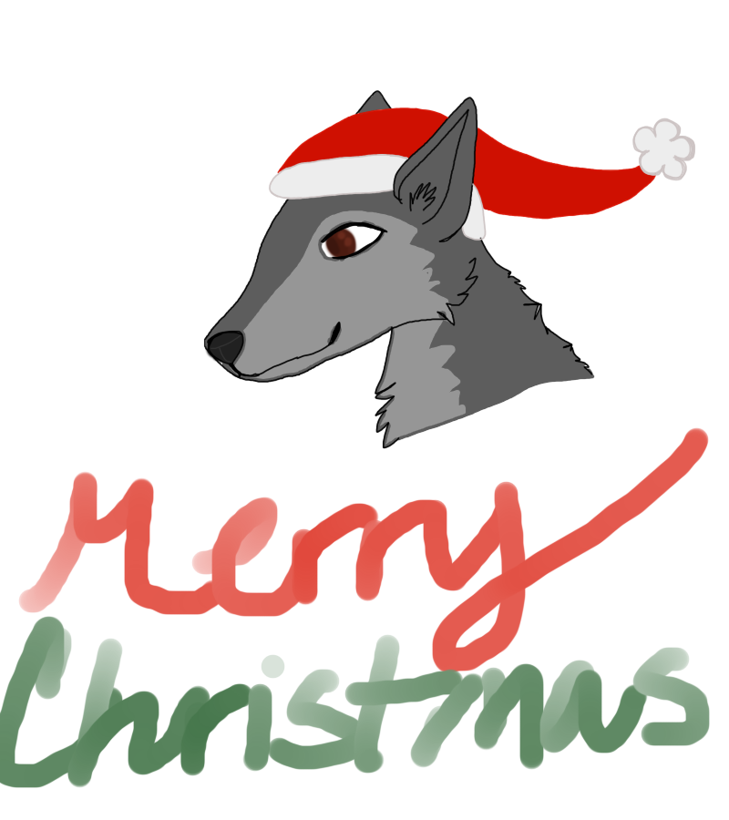 Merry Christmas! by Wolf--Prime