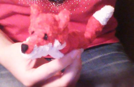 Mr. Fox (wip) by Wolf--Prime