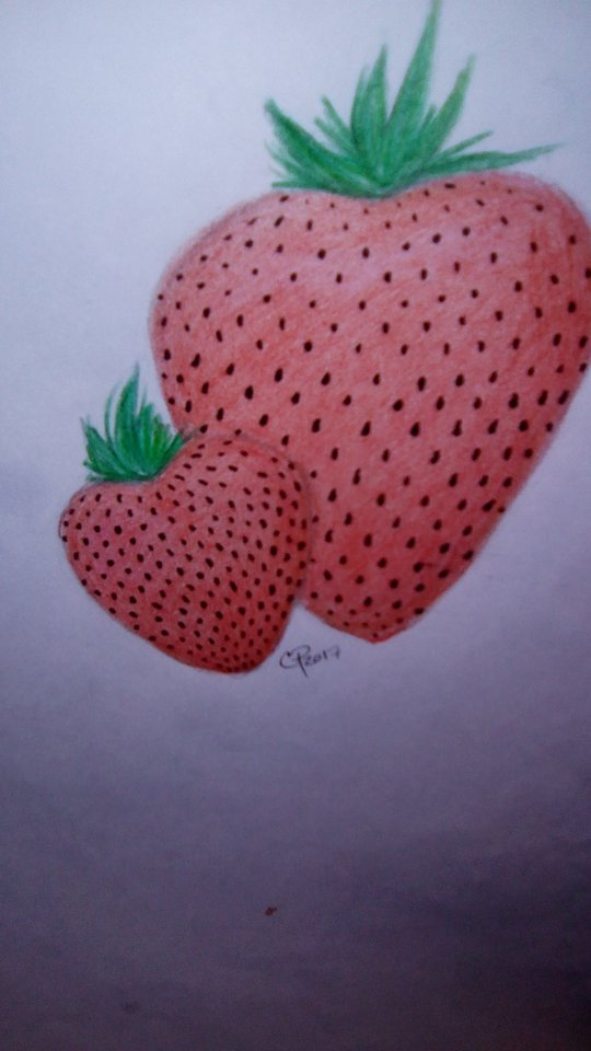 Strawberries by Wolf--Prime