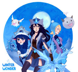 WINTER WONDER by xcapriccino