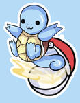 I choose you! Squirtle!