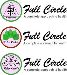 Full Circle Logo 4th Complete by bl1zzardst0rm