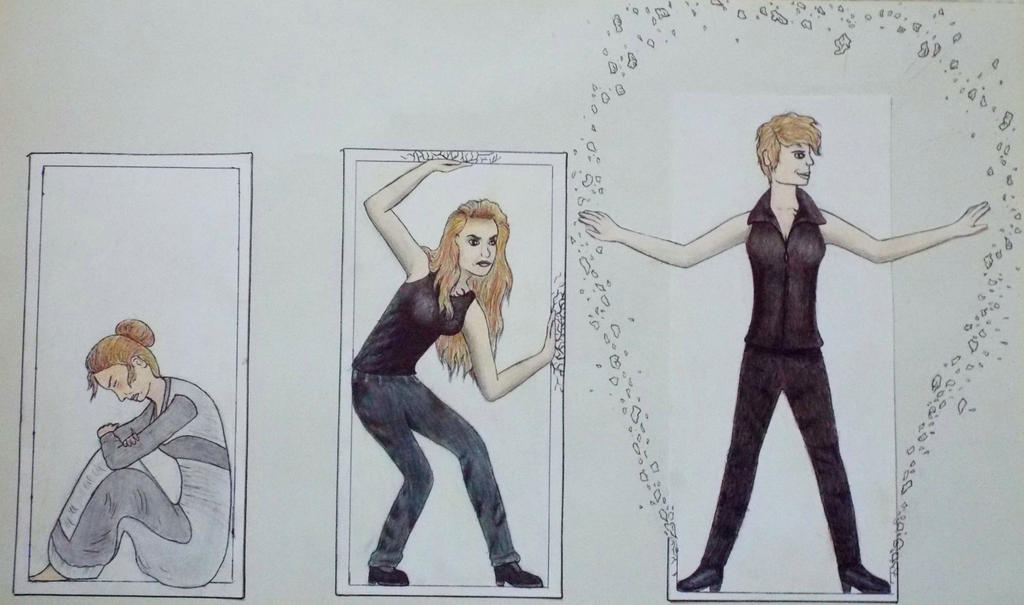Divergent Fan Art Deviantart Divergent/Insurgent/Al...