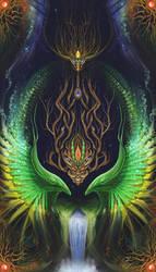 Tree Spirits by DreamShamah
