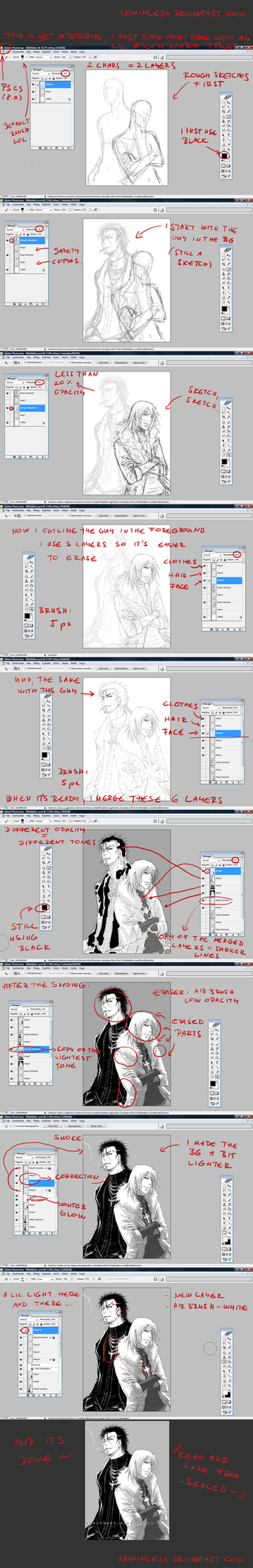 how i draw with tablet... by nominee84