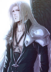 Sephiroth by nominee84