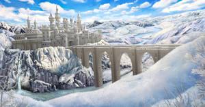 Home of Nattasha at winter