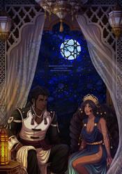 Qamri and Velen