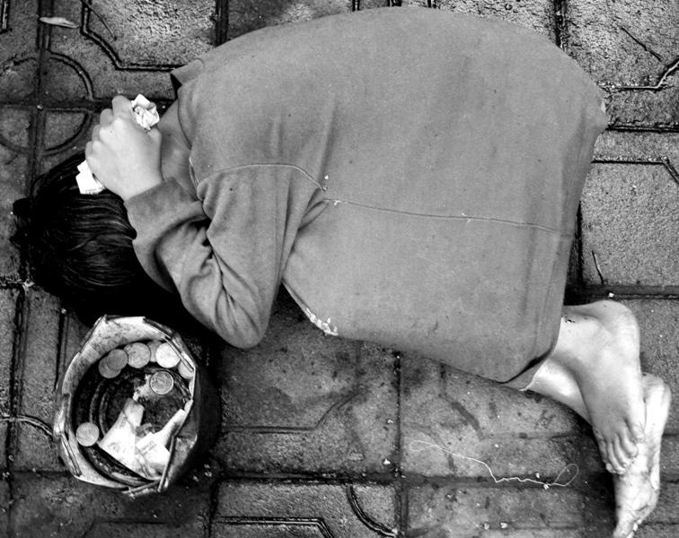 homeless by ocit